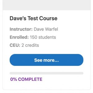LearnDash course grid description w/ meta data