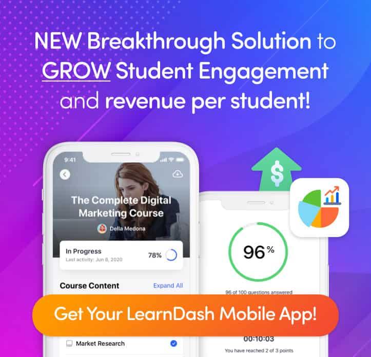BuddyBoss LearnDash Mobile App